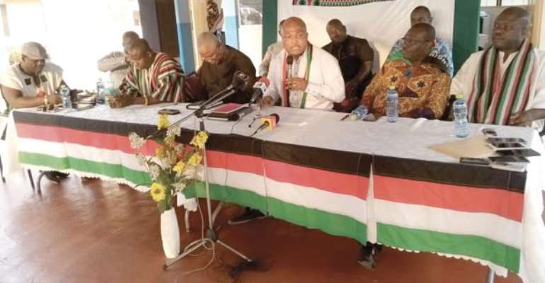Volta Deserve Its Share Of Dev't — NDC MPs Demand
