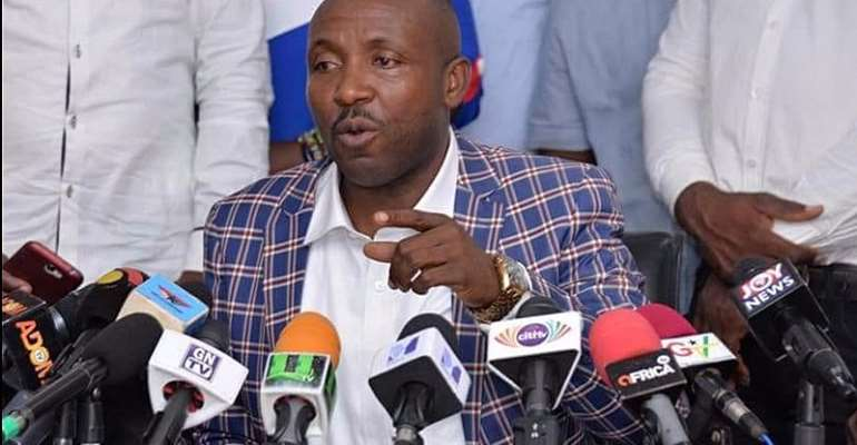 NPP Primaries: Nomination, Other Fees Not Deliberate To Protect Some MPs – John Boadu