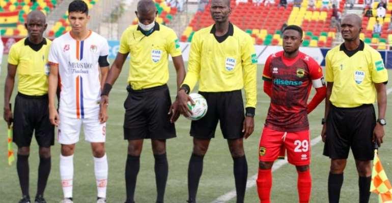 Caf Champions League: Asante Kotoko to host FC Nouadhibou behind closed doors
