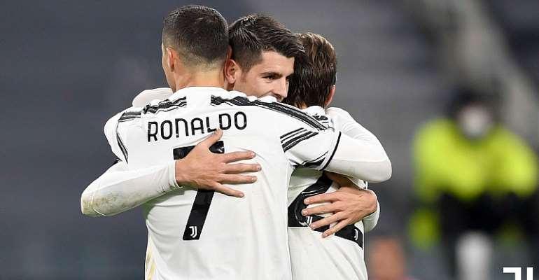UCL: Cristiano Ronaldo nets milestone 750th goal as Juventus thump Dynamo Kyiv 3-0
