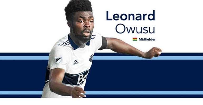 OFFICIAL: Vancouver Whitecaps FC Sign Ghanaian Midfielder Leonard Owusu