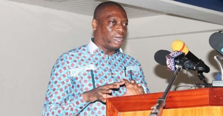 Ghana Leading The Future Of Education In Africa--Dr. Kingsley Nyarko Touts