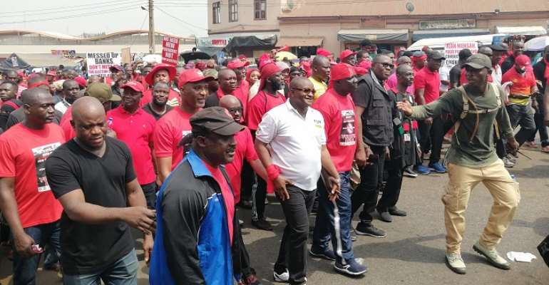 NDC, Others Suspend Demo Against New Voters' Register