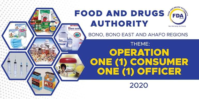 FDA sensitizes public on food safety