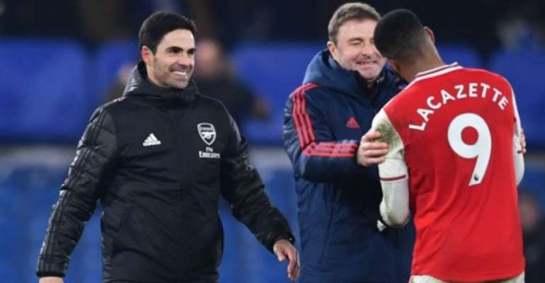Arsenal 'Togetherness And Leadership' Key To Draw At Chelsea - Arteta