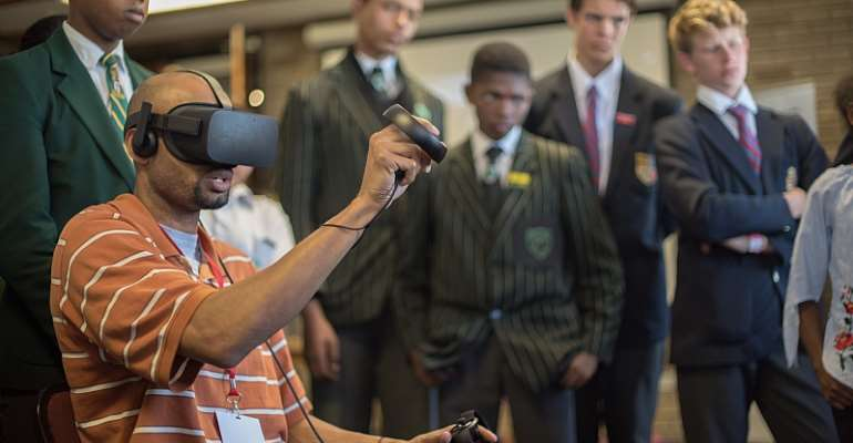 Technologies like Virtual Reality can play a role in schools, but teachers must be properly empowered and involved. - Source: Rushay/Shutterstock/For editorial use only