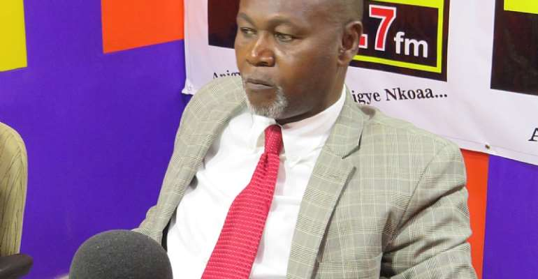 Akufo-Addo Has Abandoned Unprecedented Mahama Projects--Namoale