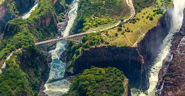 Untapped energy sources: hydro-power potential is concentrated along the Zambezi River in Zimbabwe. - Source: Shutterstock