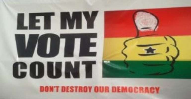 New Register: Let My Vote Count Alliance Goes Berserk, 'Nothing Will Stand In EC's Way'