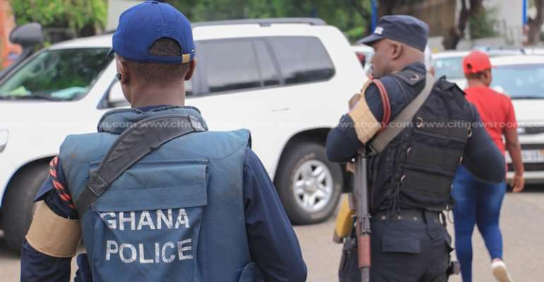 Police Offer GHS10,000 Bounty For Mankessim Cop Killers
