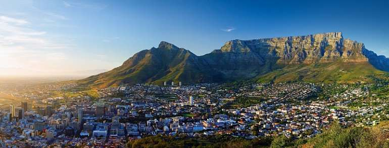 Invasive tree species on Table Mountain National Park are changing naturally occurring fire and water systems. - Source: Shutterstock