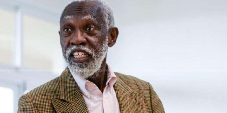 Prof. Adei fights Mahama over GRA allegations