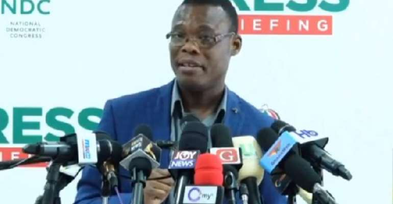 Let's go to swear Nogokpo if you're not corrupt – Fiifi Kwetey challenges Akufo-Addo
