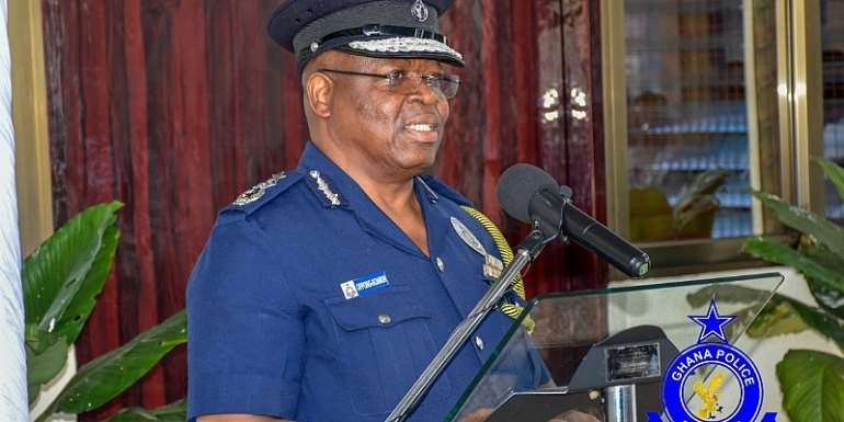 Mankessim Cop Killing: IGP Vows To Seek Justice For Family