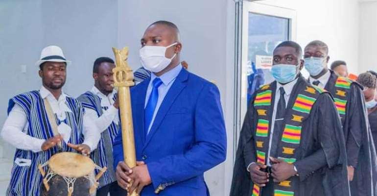 UNYA-Ghana holds 2nd Parliamentary sitting
