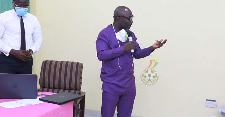 GFA To Hold Club Executive Development Programme In Western And Central Regions