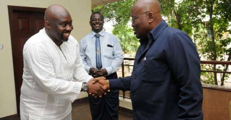 Hon. George Andah And Nana Addo Do Not Deserve A Second Term