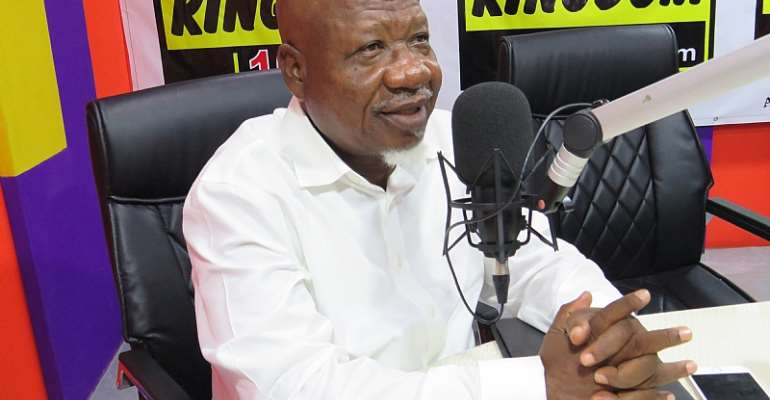 Bossman Asare Is Disappointing--Allotey Jacobs Laments