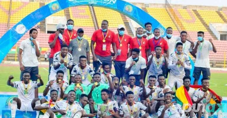 2021 U-20 AFCON draw: Ghana to know group opponents on January 25