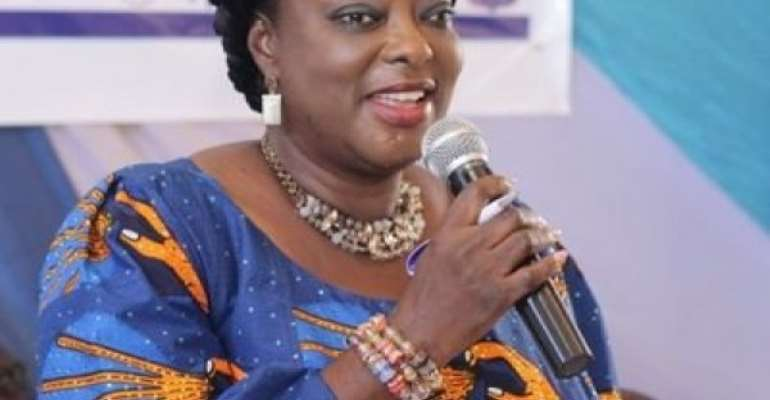 I'll forever be grateful to you — Freda Prempeh to Akufo-Addo