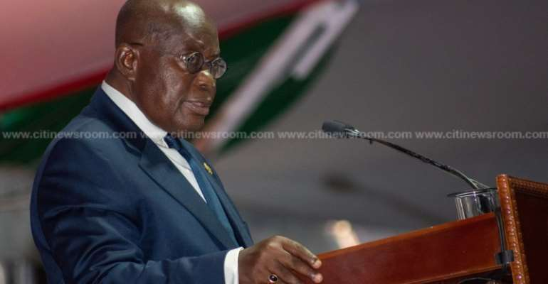 Mixed reactions over Akufo-Addo's ministerial nominees