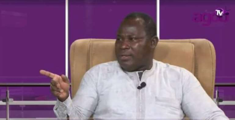 Akufo-Addo dropped Gloria Akuffo over her opinion on the controversial Agyapa deal – Dr Zubeiru