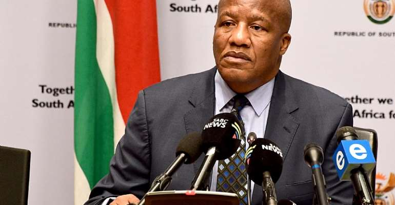 Jackson Mthembu is the most prominent South African politician  to succumb to COVID-19. - Source: GCIS