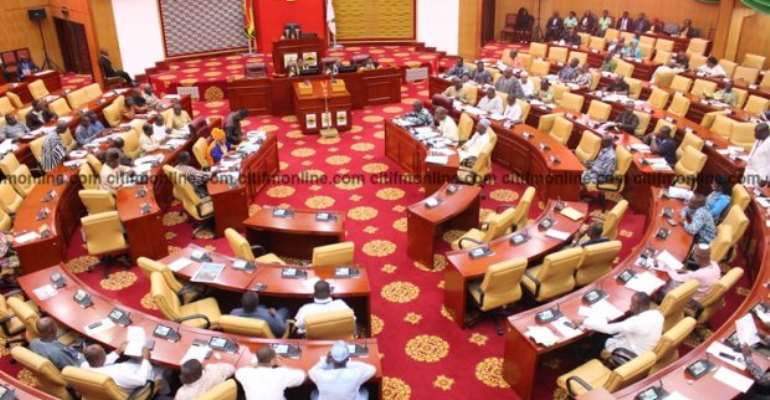 800k Website: GHC720, 000 To Be Cut Off From New Ministry's Budget