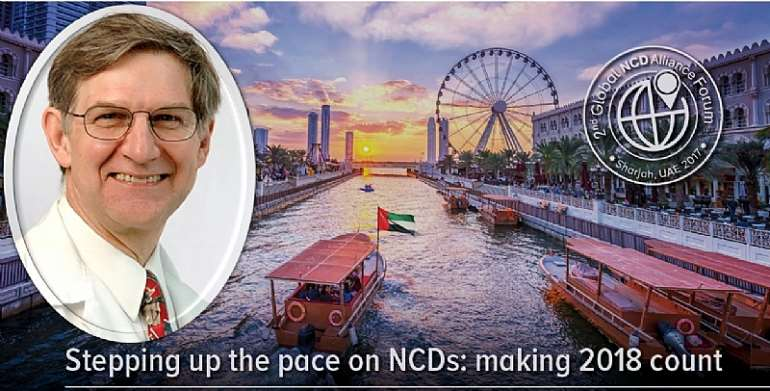 Climate Change, Unplanned Urbanization And Air Pollution Can Fail Us In Beating NCDs