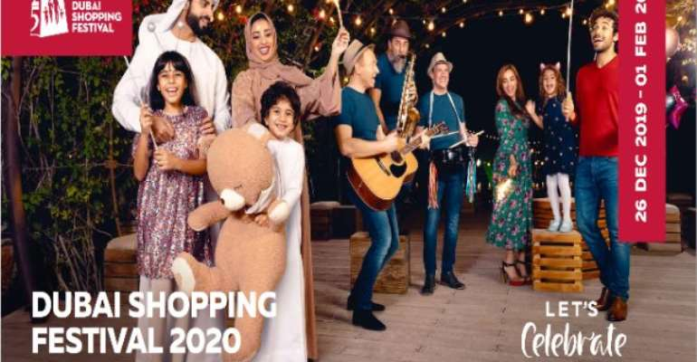 Dubai Tourism unveils tasty line-up for 25th Shopping Festival to African audiences
