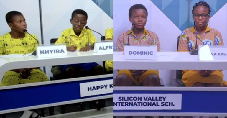 Happy Kids, Silicon Valley 'cruise' to Best Brain final after grilling Christ the King
