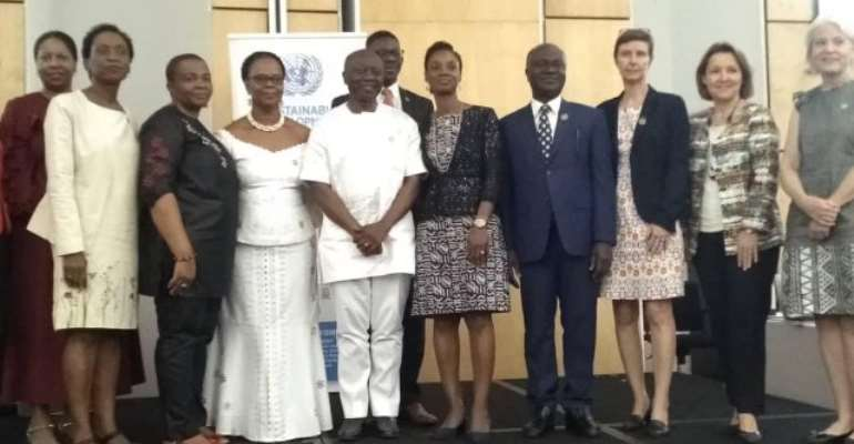 Joint Programming Consultations On The UN Sustainable Development Partnership Held In Accra