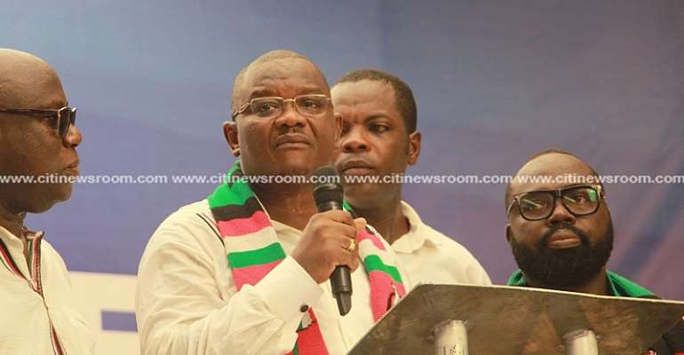 NDC attacks NPP for intolerance, lack of goodwill during solidarity message