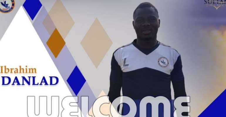 Berekum Chelsea Confirm Danlad Ibrahim Signing On A Season Loan Deal