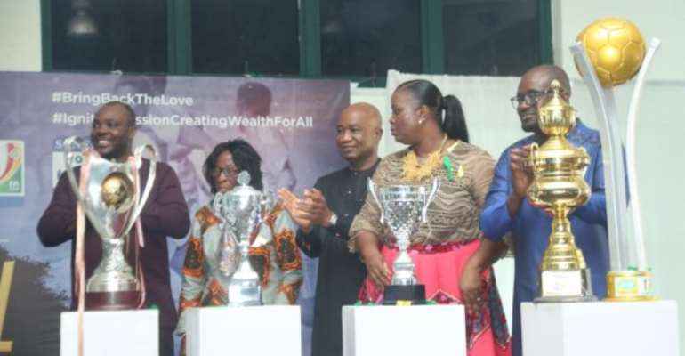 GFA To Embark On Nationwide Tour With Trophies