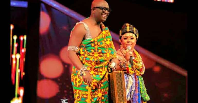 Akuapem Poloo, Afia Schwarzenegger, others turn heads with outfits at 2019 GMA