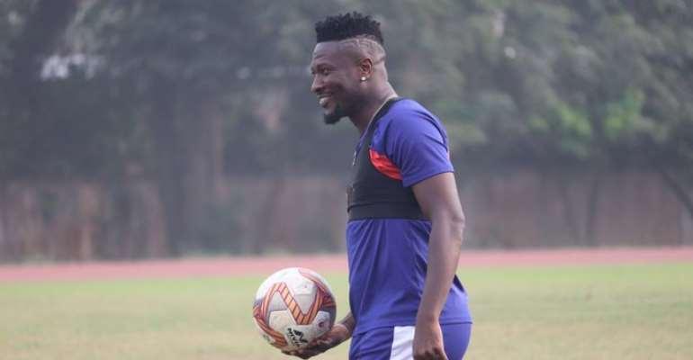 Asamoah Gyan Makes Quick Injury Return For NorthEast United