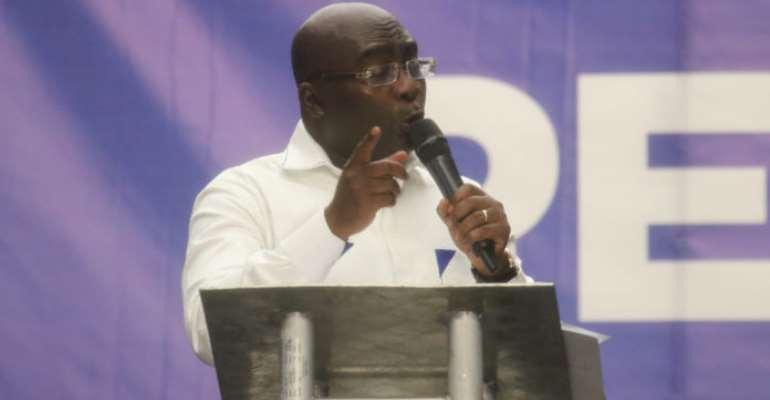 72% Of NPP Campaign Promises Fulfilled – Bawumia