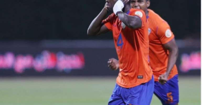 Ghana Winger Samuel Owusu Named In Team Of The week In Saudi Pro League