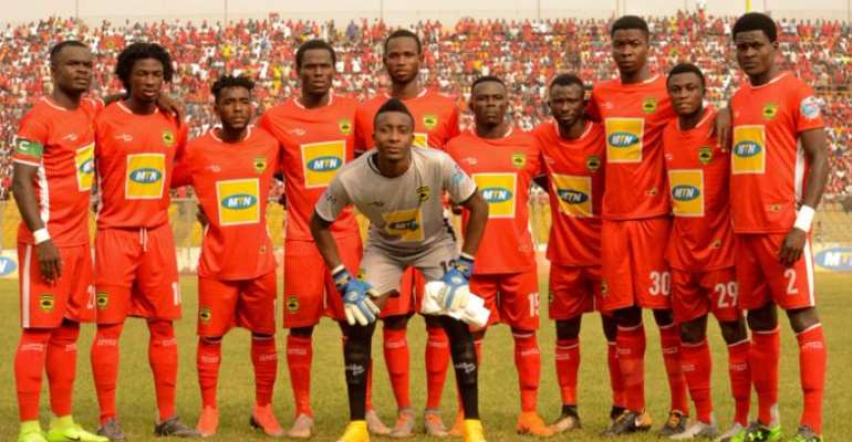 2019 President Cup: Kotoko Announce Starting Line Up Against Hearts