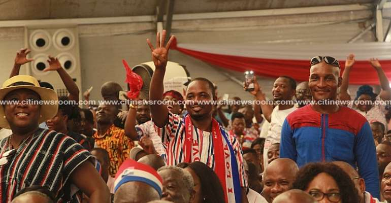 NPP's National Delegates Conference in pictures