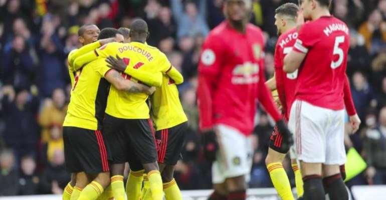 PL: Watford Win Over Man Utd Boosts Hopes