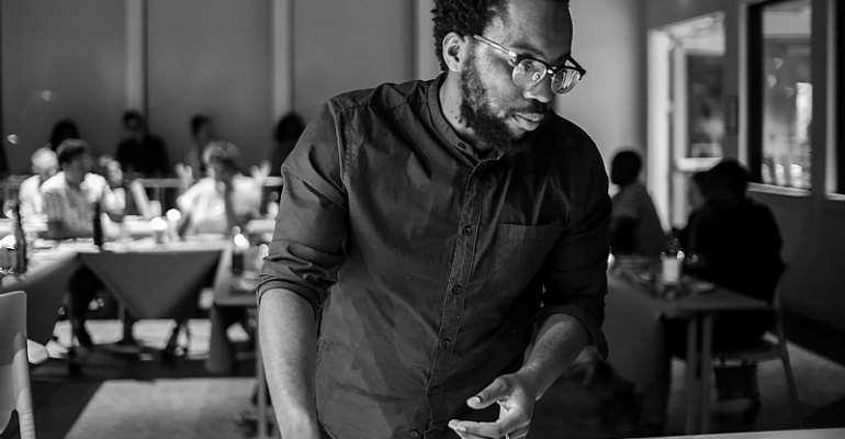 Meet Nigerian Born, American Culinary Expert, Chef Tunde Wey