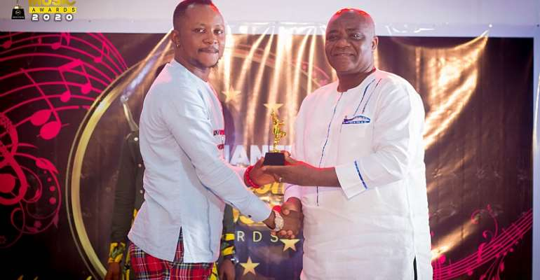 ARMA2020: Francis Addai-Nimoh woos investors into the music industry