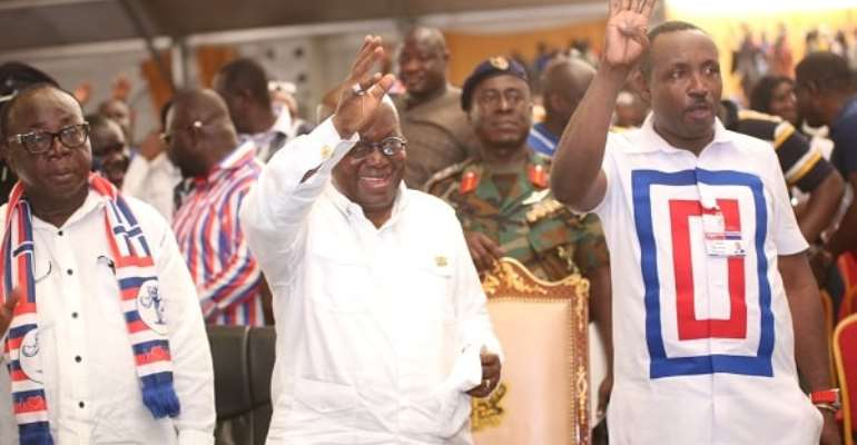 Give Me 4 more Years – Prez Akufo-Addo Appeals To Ghanaians