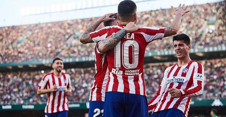 La Liga: Real Lose Ground In Title Race, Atletico Go Fourth
