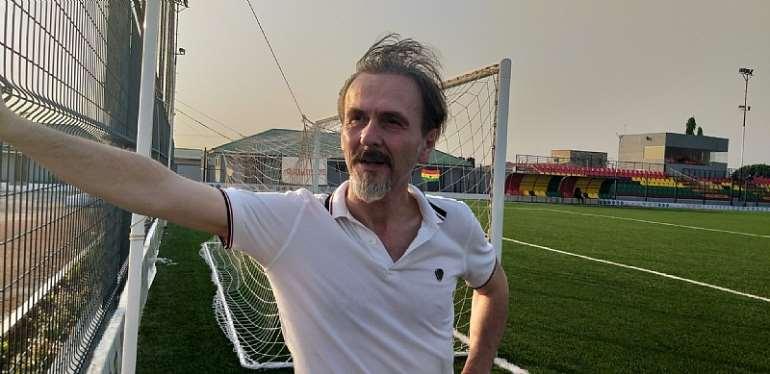 OFFICIAL: Wa All Stars Appoint Goran Barjaktarevic As New Head Coach