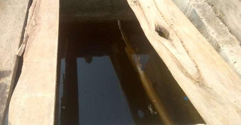4Year-Old-Boy Body Found In Manhole