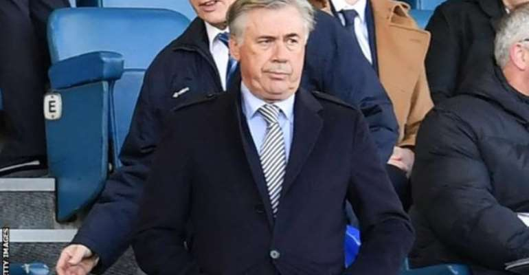 Everton Reaching Champions League Is Not 'Mission Impossible' - Ancelotti