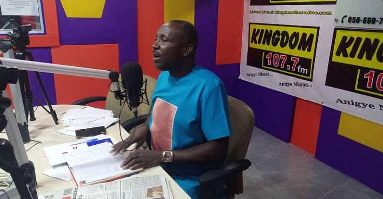 NPP Projects Are Visible To Ghanaians Unlike Mahama's Green Book Lies' - John Boadu